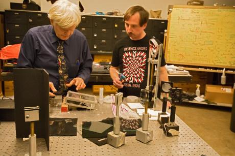 Pulse Laser Holography Workshop OSUOSU 2015