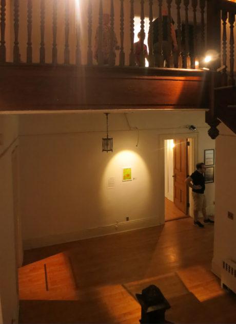 HoloCenter stairwell