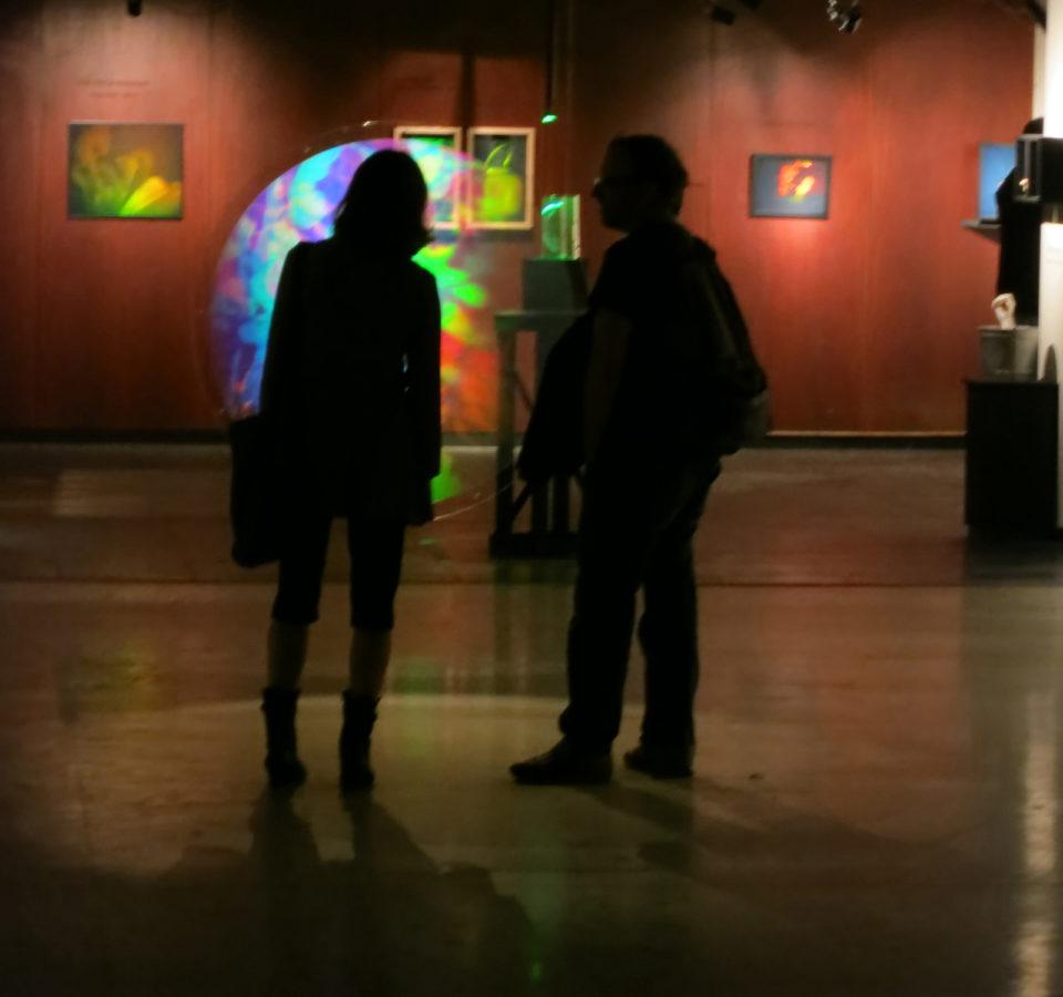 Setsuko Ishii hologram at Holocenter