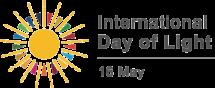 Internatonal Day of Light May 16 logo