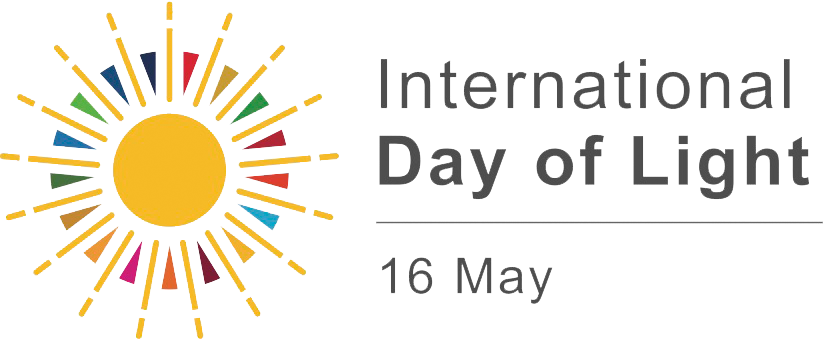 Internatonal Day of Light May 16 logo