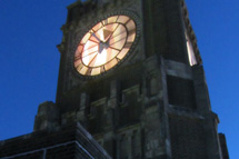 The Clock Tower of LIC