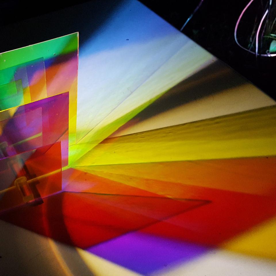 Juergen Eichler Outside Inside 3D 2D Hololab Berlin