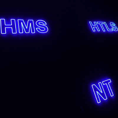 KAMARI CARTER + JULIAN DAY, Blissville, HoloCenter Edge of Light at the Plaxall Gallery