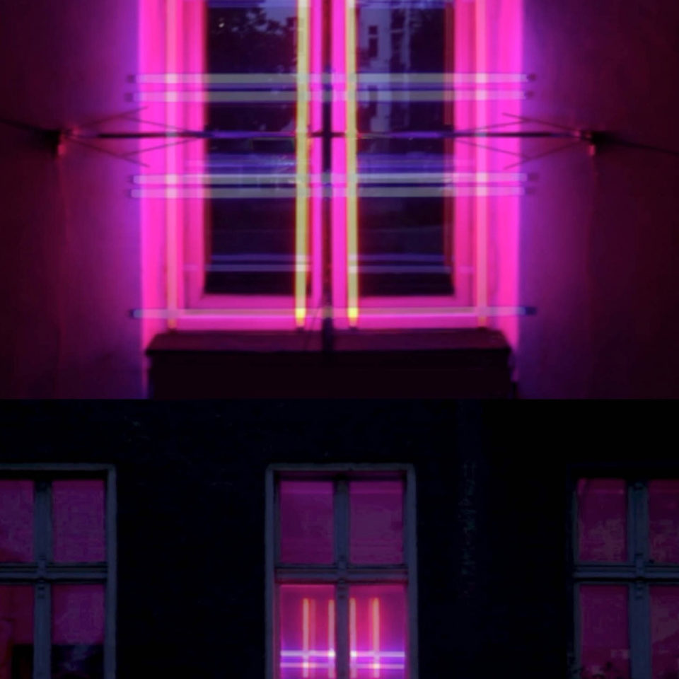 Jens Becker way of light for LIGHT WINDOWS in Berlin