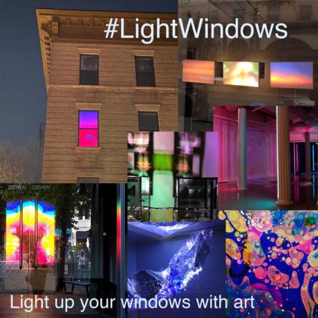 HoloCenter Instagram Light Windows HoloCenterNYC May