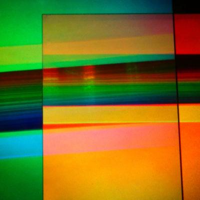 Sam Moree Ocaen Sky hologram at IRIDESCENCE
