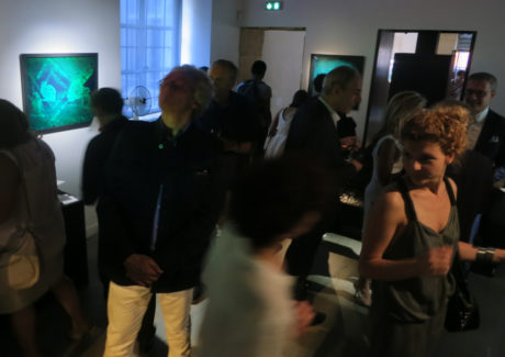 IRIDESCENCE opens in Paris