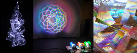 SPACE:LIGHT ARTISTS @0r_acle @Chromadetic, George Stadnik